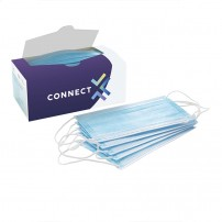 Cajas de 50 mascarillas higiénicas de tipo 2