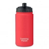 Plastic sport waterflessen 500 ml