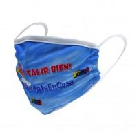 Gezichtsmaskers met verwisselbaar filter voor kinderen