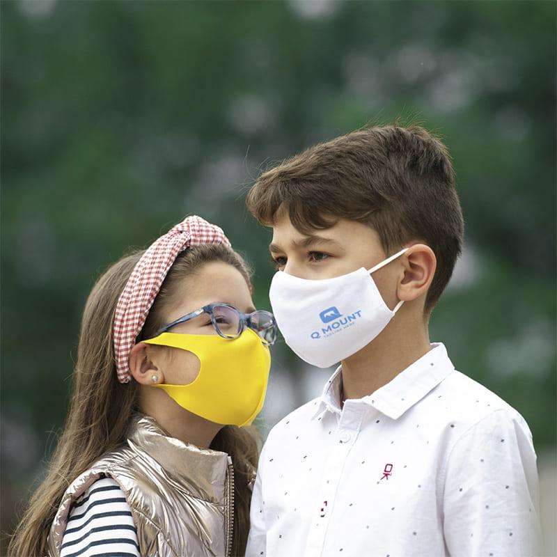 Herbruikbaar mondkapjes bedrukken voor kinderen